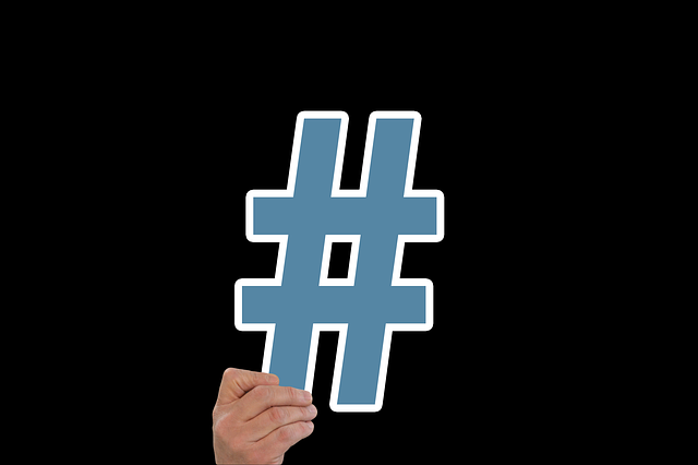 los hashtags importan