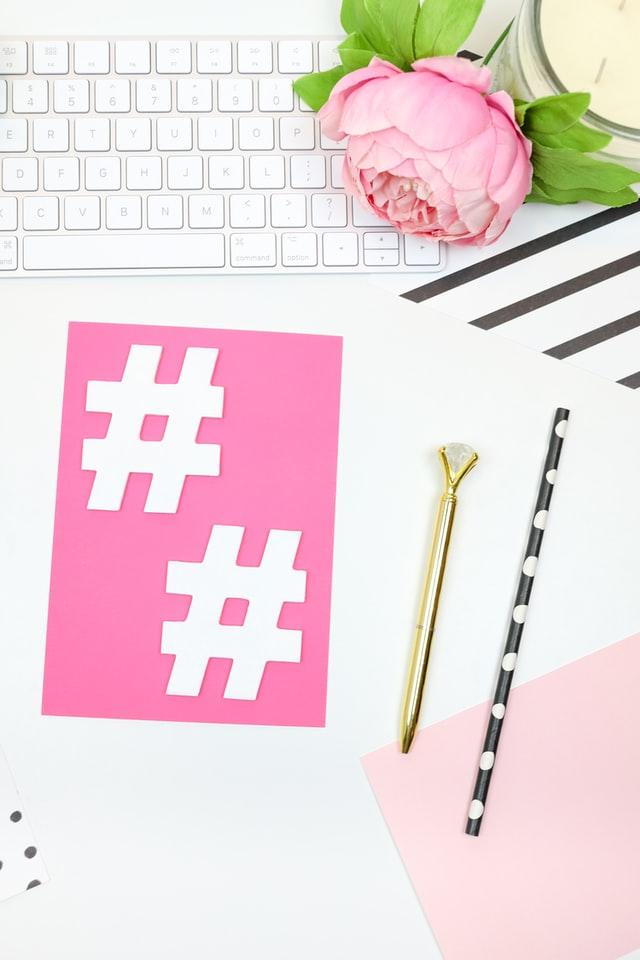 hashtags matter