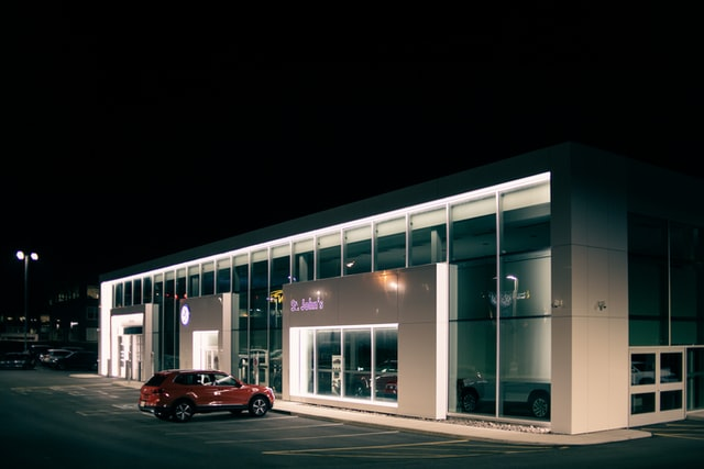 car sales marketing