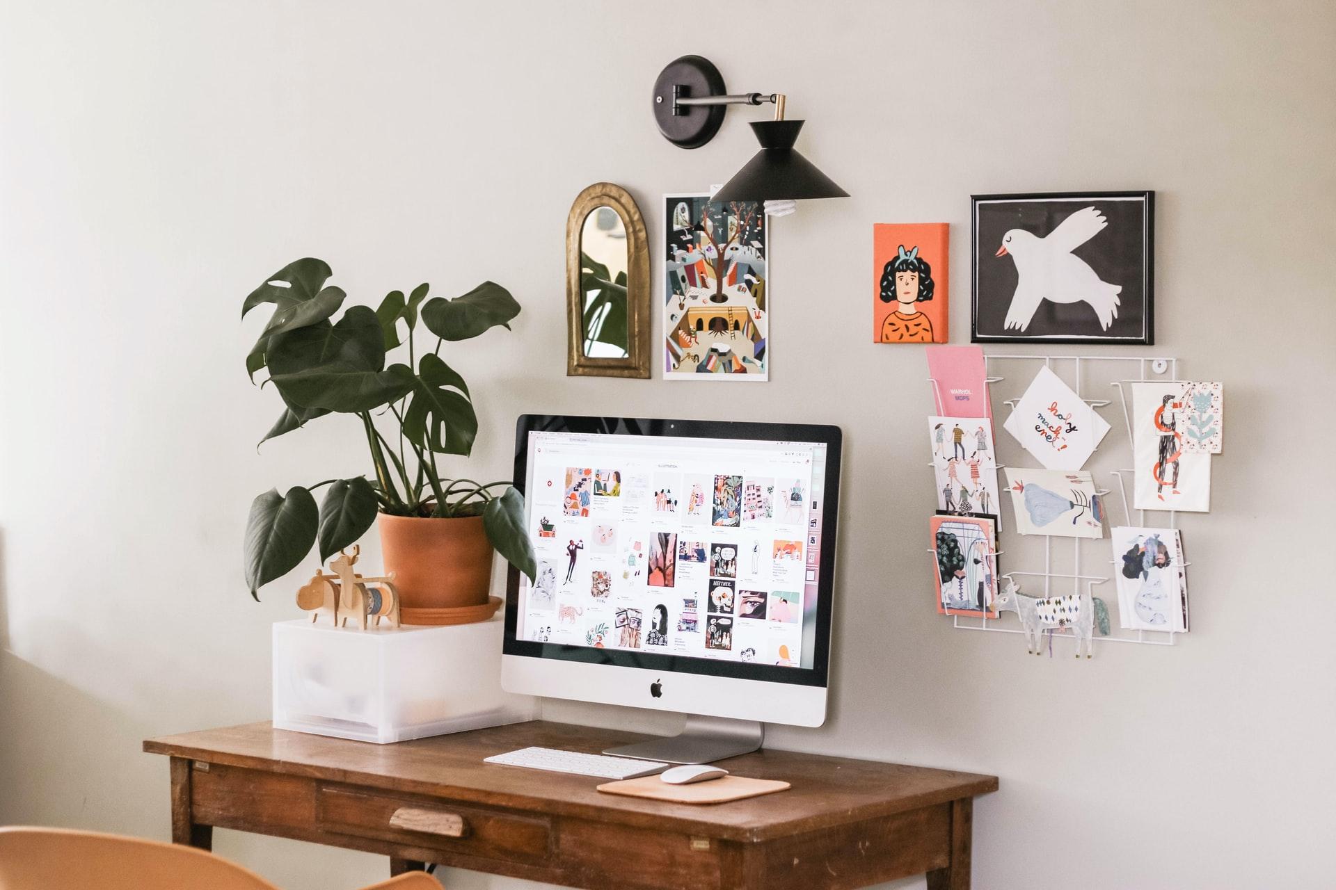 montar tu oficina en casa